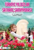 Turkiye Yildizlar Satranc Sampiyonasi 2013 ISPARTA